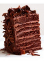 Chocolate Devil Food Cake