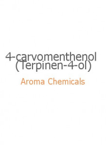 4-carvomenthenol (Terpinen-4-ol)