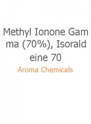 Methyl Ionone Gamma (70%), Isoraldeine 70
