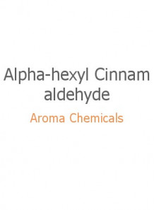 Alpha-hexyl Cinnamaldehyde
