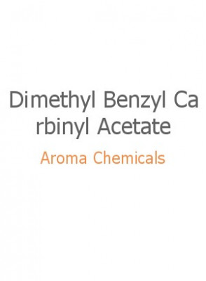 Dimethyl Benzyl Carbinyl Acetate