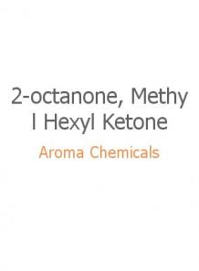 2-octanone, Methyl Hexyl Ketone