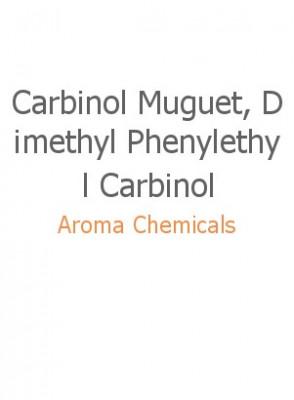 Carbinol Muguet, Dimethyl Phenylethyl Carbinol