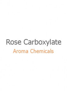 Rose Carboxylate