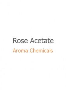 Rose Acetate