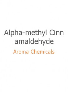 Alpha-methyl Cinnamaldehyde