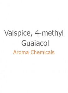 Valspice, 4-methyl Guaiacol
