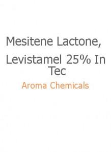 Mesitene Lactone, Levistamel 25% In Tec