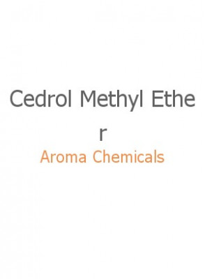 Cedrol Methyl Ether