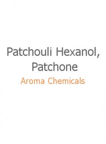 Patchouli Hexanol, Patchone