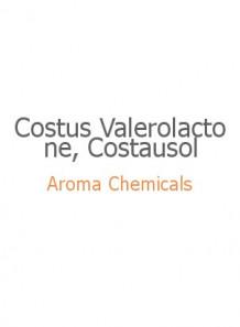 Costus Valerolactone, Costausol