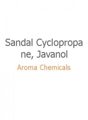 Sandal Cyclopropane, Javanol