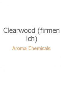 Clearwood (firmenich)
