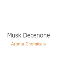 Musk Decenone