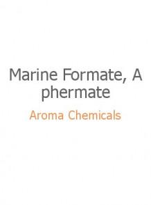 Marine Formate, Aphermate