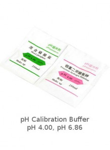 pH Calibration Buffer 4.00, 6.86 (2ซอง)