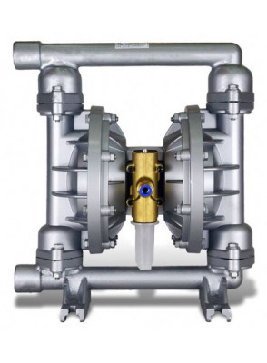 Diaphragm Pump Aluminum/NBR 8000L/hr ปั๊มครีมข้น