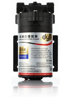 ปั๊ม RO 50G 24โวลต์ (รวมข้อต่อน้ำ, ไม่รวม adaptor)