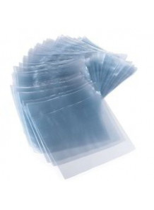 ชริ้งฟิล์ม POF เนื้อนิ่ม ซอง 5.5x12ซม 20ไมครอน (100ชิ้น/pack)