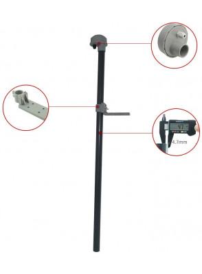 โครงยึด Probe สำหรับจุ่มในบ่อบำบัดน้ำ หรือบ่อระบายน้ำ