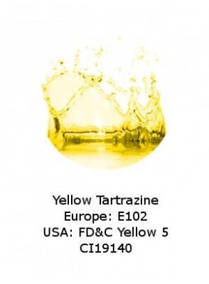 Yellow Tartrazine (CI19140) (Water-Soluble)
