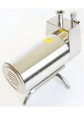 ปั๊มแสตนเลส 304 (self-priming) 3000L/Hr 1แรงม้า (Sanitary Pump)