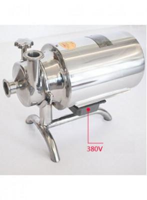 ปั๊มแสตนเลส 304 ขนาด 3000L/Hr 1แรงม้า (Sanitary Pump)