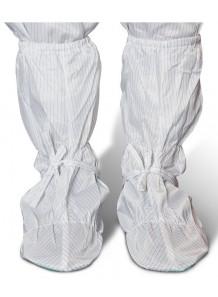 ถุงรองเท้า สำหรับห้องคลีนรูม สีขาว