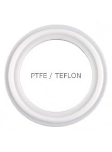 ปะเก็น เฟอร์รูล PTFE 19มม (ใน 17.5มม, นอก 50.5มม)
