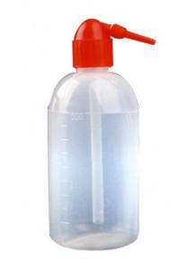ขวดบีบน้ำกลั่น มีล็อค Wash Bottle 500มล.
