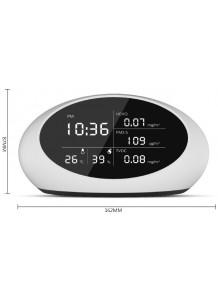 pm 2.5 Meter มิเตอร์วัดคุณภาพอากาศ (PM2.5, Humidity, Temperature)
