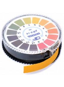 กระดาษทดสอบ pH (ลิตมัส) (1-14, ยาว 5เมตร)