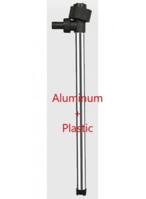 (อะไหล่) ท่อสูบ สำหรับ Drum Pump ปั๊มสูบสารเคมี (อะลูมิเนียม)
