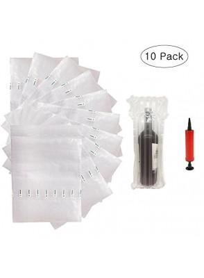 ถุงลม กันกระแทกสินค้า 14x7ซม (เป่าลม) (10ชิ้น)
