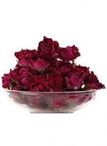 ดอกกุหลาบแห้ง (ใหญ่, บาน)
