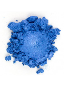 Metallic Blue Mica น้ำเงินเมทัลลิก (ขนาด A)