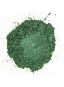 Aquatic Green เขียวเข้ม เหลือบทอง (ขนาด A)