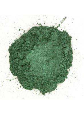 Aquatic Green Mica เขียวเข้ม เหลือบทอง (ขนาด A)