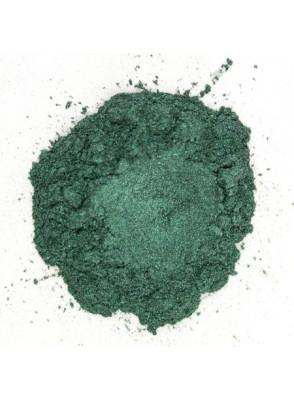 Dark Green Mica เขียวเข้ม (ขนาด A)