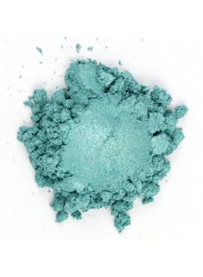 Blue Green Mica เขียว อมฟ้า (ขนาด A)