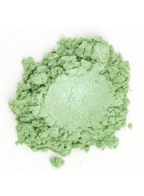 Light Green Mica เขียวอ่อน (ขนาด A)