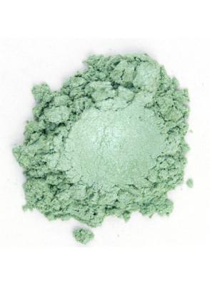 Blue Light Green Mica เขียวอ่อน อมฟ้า (ขนาด A)
