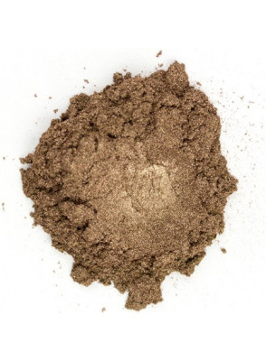 Chocolate Brown Mica น้ำตาลอ่อน (ขนาด A)