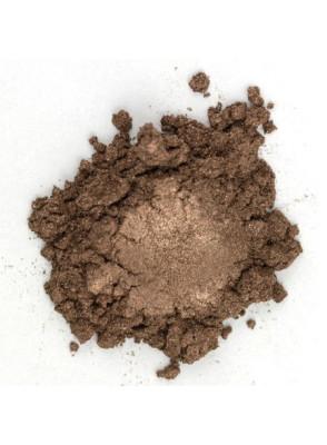 Dark Brown Mica น้ำตาลเข้ม (ขนาด A)