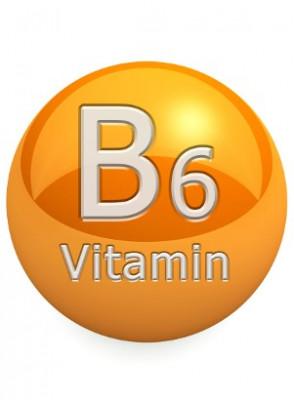 Vitamin B6 (Pyridoxine Hydrochloride)