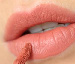 lip cream matte