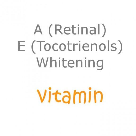 Vitamin A E Whitening Cream by buaploy79