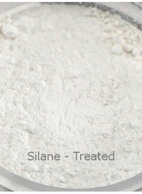 Silk Mica Powder ชนิดด้าน (Matte, Silane Coated)