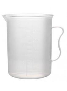 บีกเกอร์พลาสติก PP Beaker 1000มล.