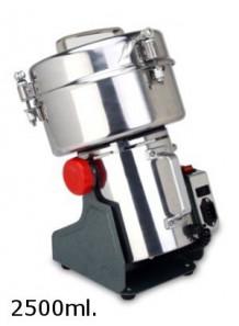 เครื่องบด (grinder) สำหรับผสมผง (2500มิลลิลิตร)